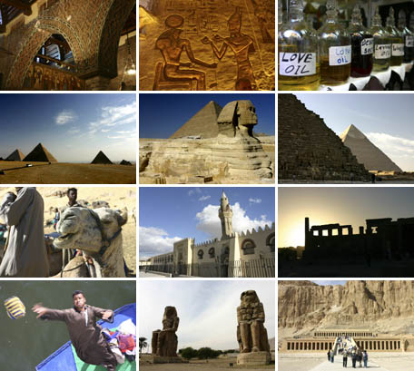 Thumbnails of Egypt