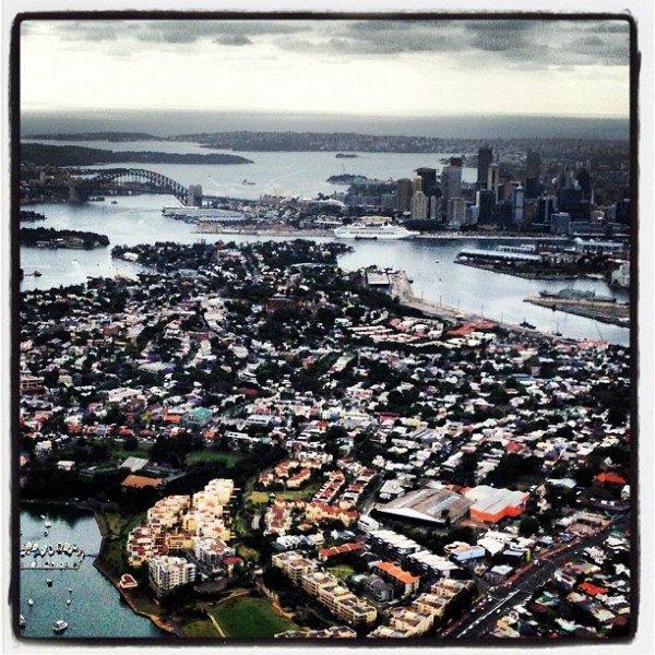 Hello, Sydney - why so gloomy?