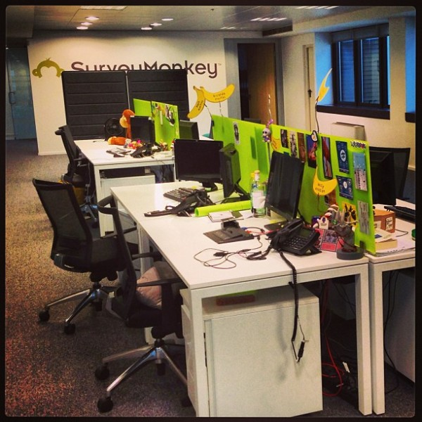 SurveyMonkey Lisboa! #surveymonkey